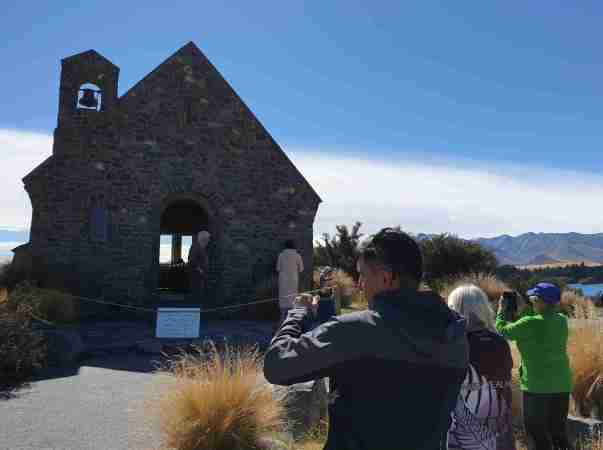 NZs most photographed church
