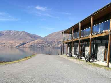 Lake Ohau Lodge 2